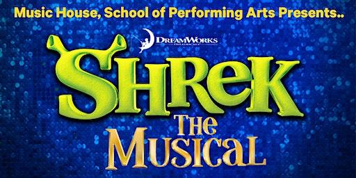 Shrek the Musical, February 1, 2020