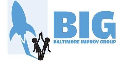 WORKSHOP: Improv for Kids!