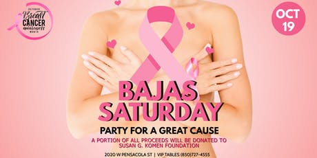 Bajas Saturday - Party for a Great Cause tickets