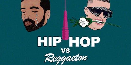 Hip Hop Vs Reggaeton
