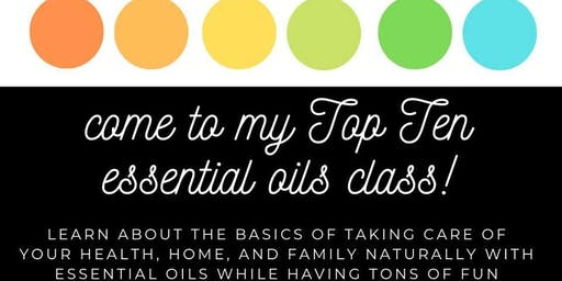 Top ten oil class