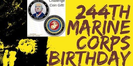 Casual Marine Corps Birthday Celebration tickets