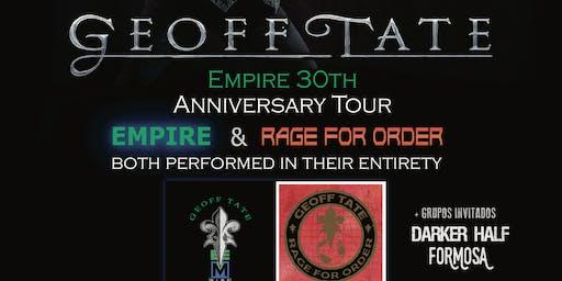 Geoff Tate-Empire 30th anniversary tour