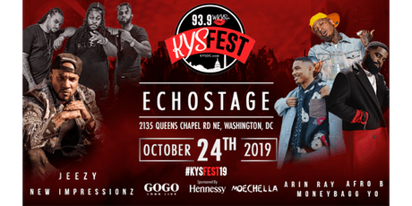 93.9 Presents  2nd Annual KYSFEST 2019 tickets