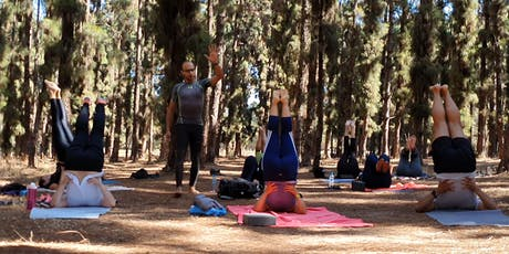 Outdoor Yoga class #11 : Vinyasa - Holistic Flow billets