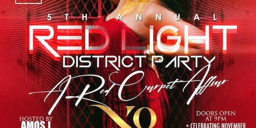 The 5th Annual Red Light District Party!