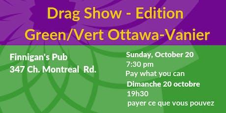 Drag Show Spectacular! /Un spectacle de drag spectaculaire! tickets
