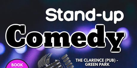 Stand-up Comedy Show tickets