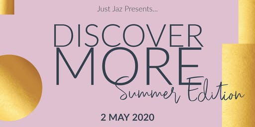 Discover More: Summer Edition
