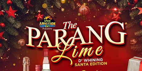 The Parang Lime - Whining Santa NY Edition tickets