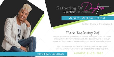 Gathering Of Daughters Weekend Retreat tickets