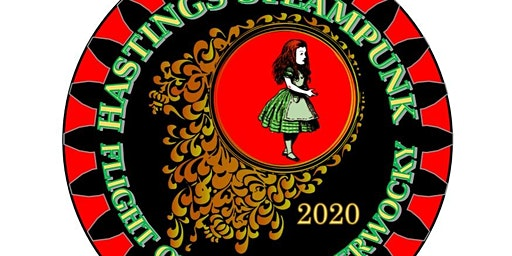 "Hastings Steampunk ""Flight of the Jabberwocky"" 2020"