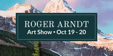Art Event with Roger Arndt tickets