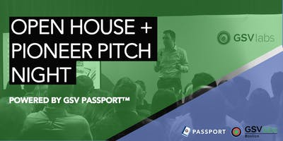 GSVlabs Boston Open House & Pitch Night