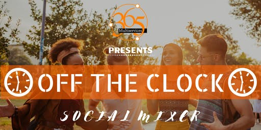 Off the clock: Social Mixer
