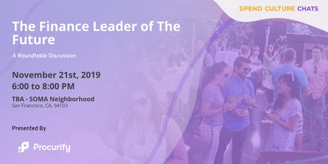The Finance Leader of the Future: A Roundtable Discussion tickets