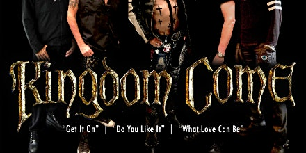 Kingdom Come with special guest Split Persona (All Ages)