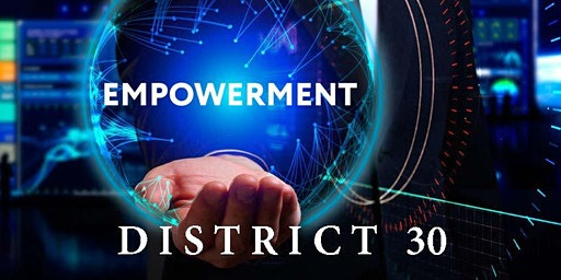 2019-2020 District 30 Executive Committee Meeting (D.E.C.)