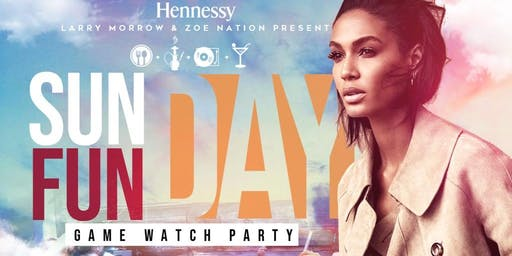 SUNDAY FUNDAY DAY PARTY @ THE REVOLUTION