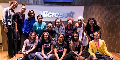 Black Girls CODE Raleigh Durham Chapter Presents: You Can Be Anything Experience With Microsoft! tickets