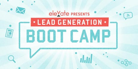 Natick, MA - Lead Generation Boot Camp 12:00pm Lunch & Learn tickets