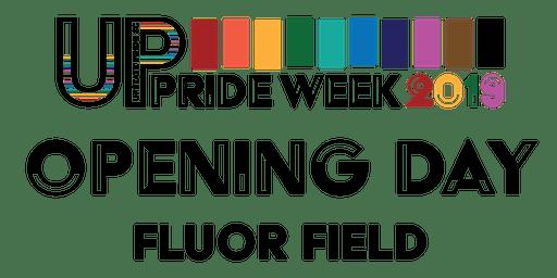 Upstate Pride Week Opening Day!