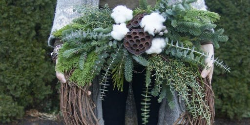 Winter Wreaths and Wine with Alice's Table