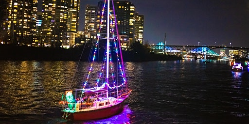 Christmas Ships Parade Dinner & Viewing Party at Maryhill