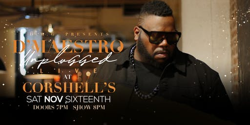 D'Maestro Unplugged @ Corshell's