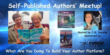 Self-Published Authors' Meetup tickets