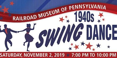 1940s Swing Dance tickets