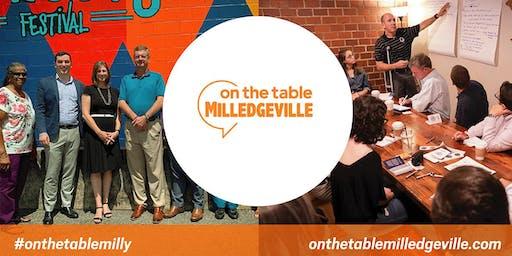 On the Table Milledgeville: Lockerly Arboretum