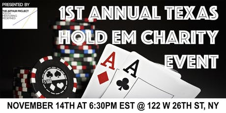 1st Annual Texas Hold em Charity Event tickets