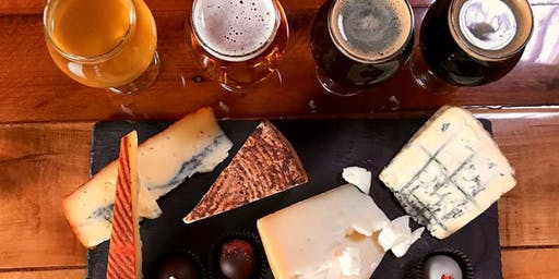 Chocolate, Cheese and Beer Tasting