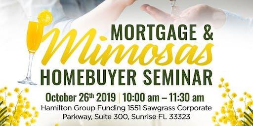 Free Homebuyer Seminar - Mortgage & Mimosas