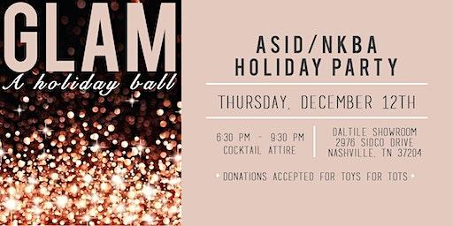 ASID / NKBA Holiday Party at Daltile
