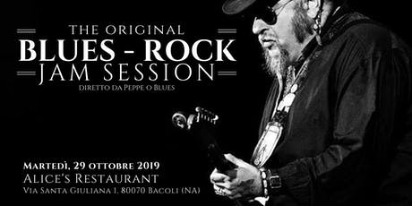 The Original  Blues - Rock Jam Session biglietti
