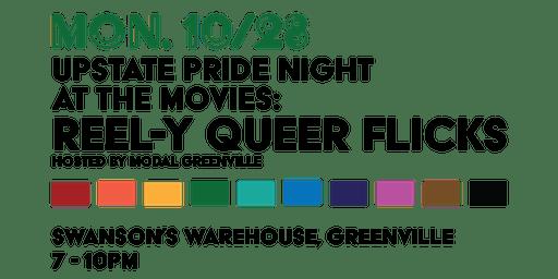 Upstate Pride Night at the Movies: Reel-y Queer Flicks