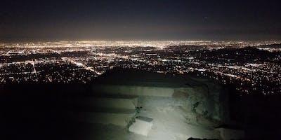 Haunted Night Hike + Echo Mountain