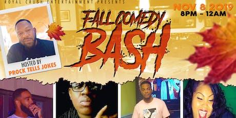 Fall Comedy Bash tickets
