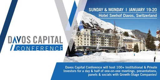 Davos Capital Conference