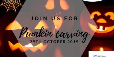 Halloween Event - Pumpkin Carving