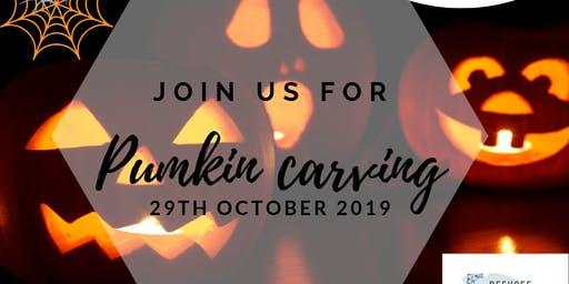 Halloween Event - Pumpkin Carving