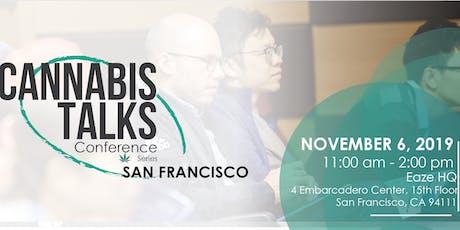 2019 San Francisco Cannabis Talks tickets