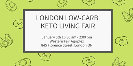The London Low-Carb Keto Living Fair tickets