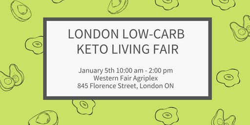The London Low-Carb Keto Living Fair