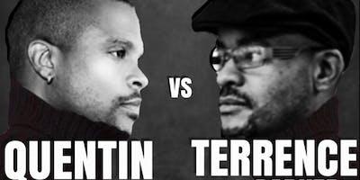 DJ BATTLE OF THE DECADE: QUENTIN HARRIS VS. TERRANCE PARKER