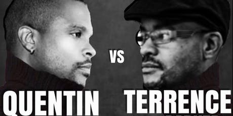 DJ BATTLE OF THE DECADE: QUENTIN HARRIS VS. TERRANCE PARKER tickets