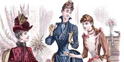 A Gracious Celebration High Tea
