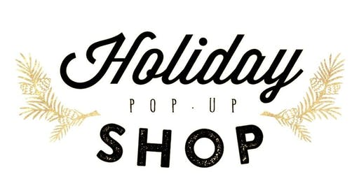 ACD PRODUCTIONS PRESENTS A HOLIDAY POP UP SHOP EVENT